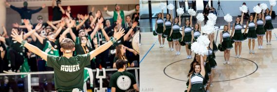 campus sport cheer rouen